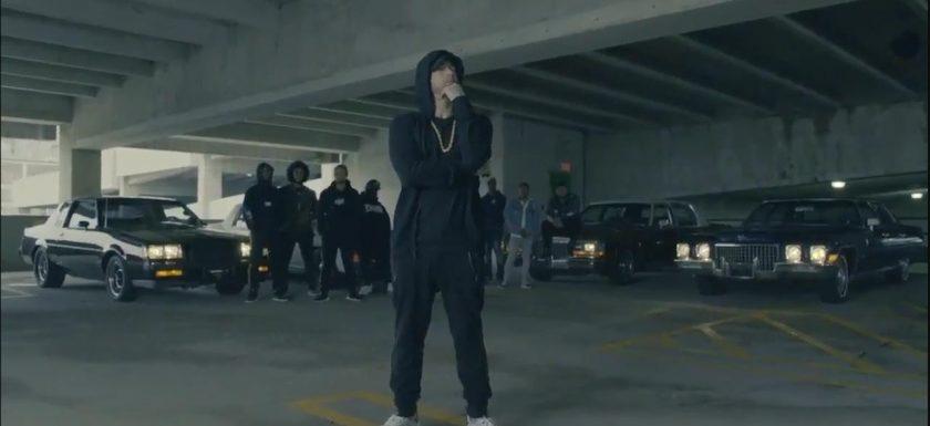 Eminem The Storm